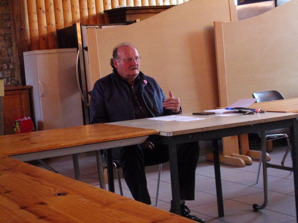 Michel Fournier Maire