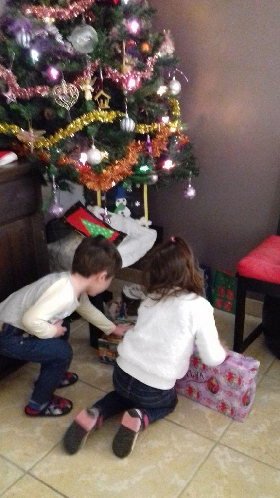 Bricolage de Noël