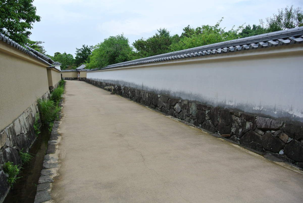 Préf. de Hyôgo : Le jardin Kôko-èn 好古園 à Himéji