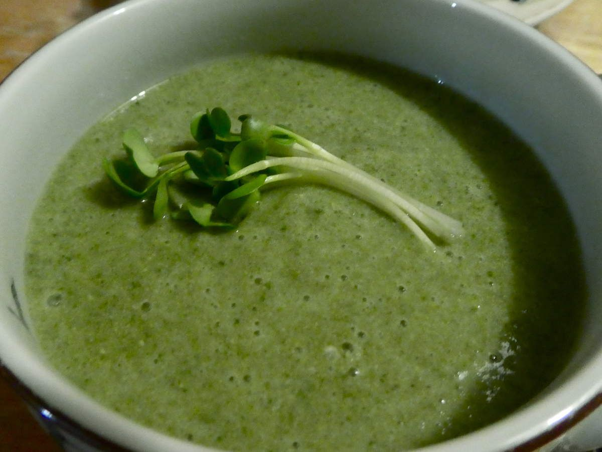 Les légumes-feuilles japonais et recettes