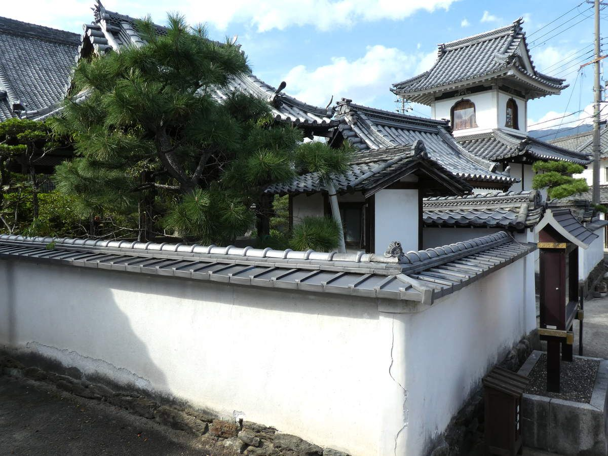 Préf. De Nara: Nara, Gojô 五条, la capitale japonaise des kakis!