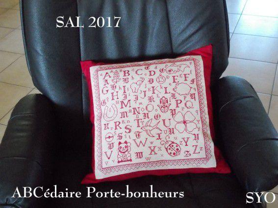 Album SAL ABCédaire Porte-Bonheurs
