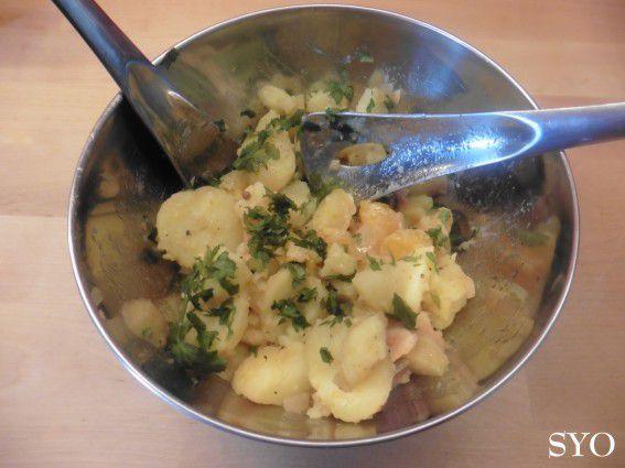Hareng Saur mariné au vinaigre de cidre Kerné et Clémentines en  pickles