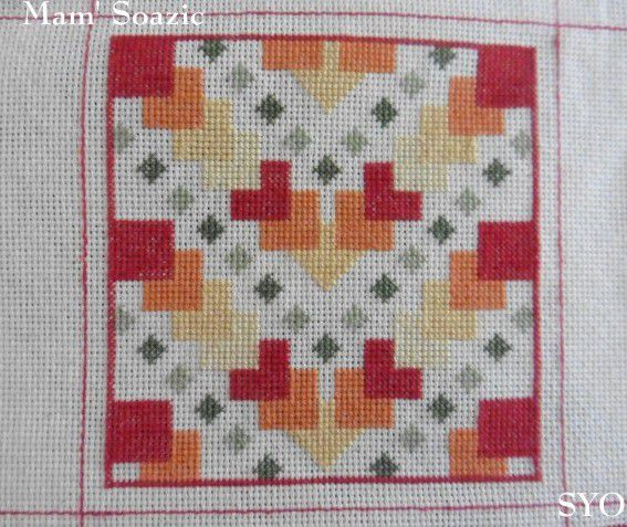Plaid Patchwork de Mamigoz : Case 02