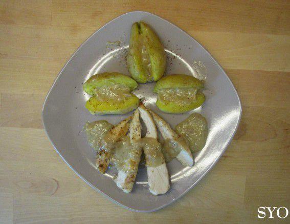 Poulet grillé au Lipig