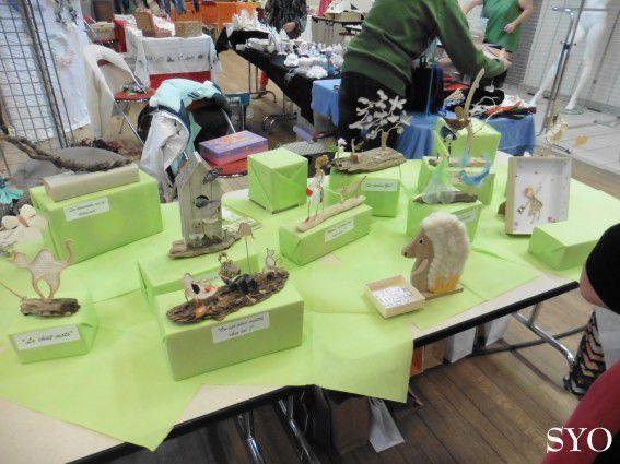 Expo-Vente Bannalec 2018: Derniers stands des Exposants