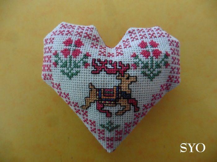 Cœur Valentin : Rudolph, le Renne du Père Noël, face A