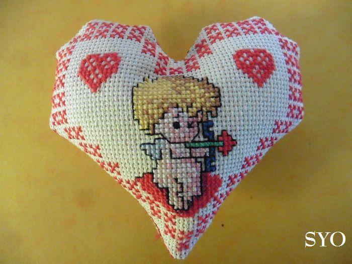 Fêtez la Saint Valentin  avec ce Cœur: face B