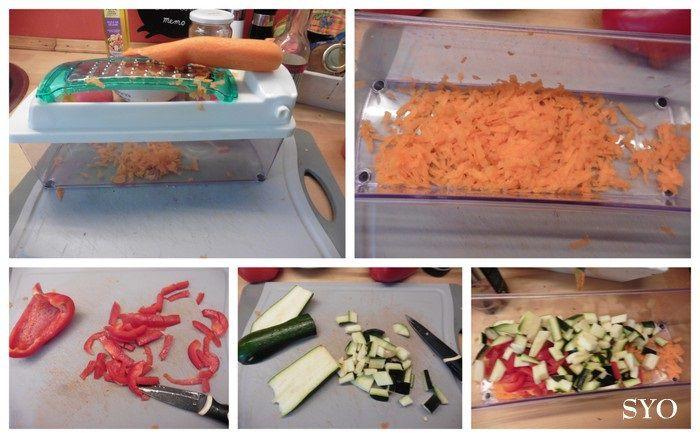 Boulgour aux légumes du soleil, au wok, façon asiatique