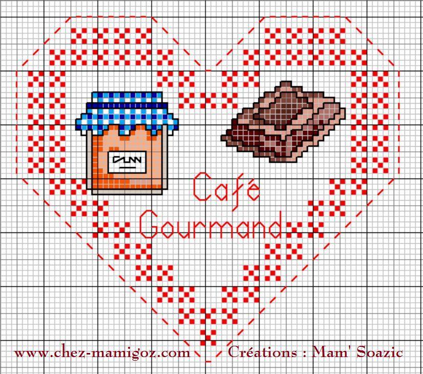Cœur Valentin Gourmandises: Café Gourmand Face A