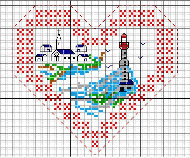 Cœur Valentin l'Hiver à la Mer : face B