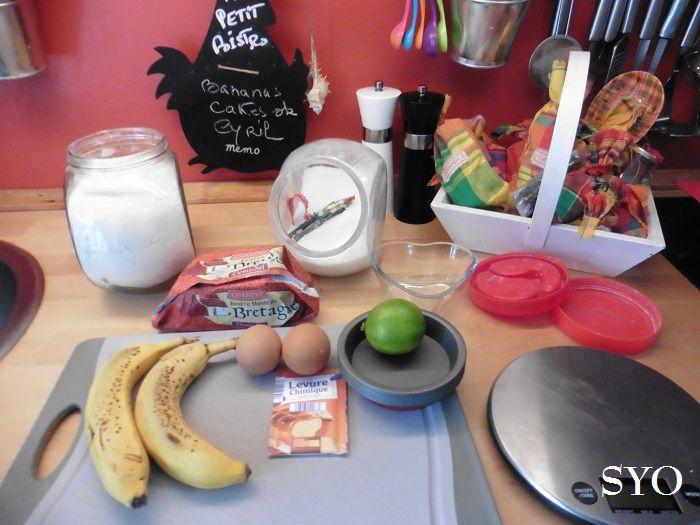 Les Bananas Cakes de Cyril Lignac
