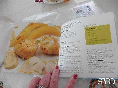 Génial! Le livret de recettes  Best Of de Cuisine à l'Ouest.
