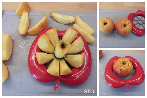 Filet Mignon, Quetsches et pommes aux Nüdles