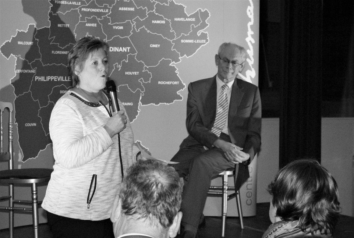 20 février 2017: Raconte-nous ton histoire avec Herman Van Rompuy
