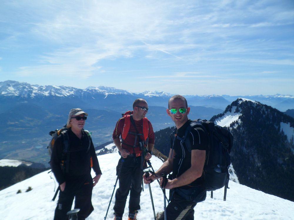 Ski de rando en Chartreuse