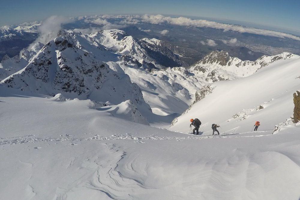 Ski de rando La Grande Lauzière