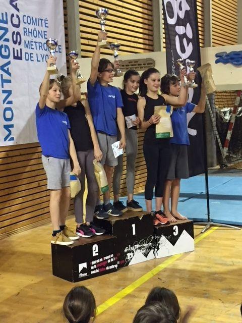 Championnat Départemental à Arnas