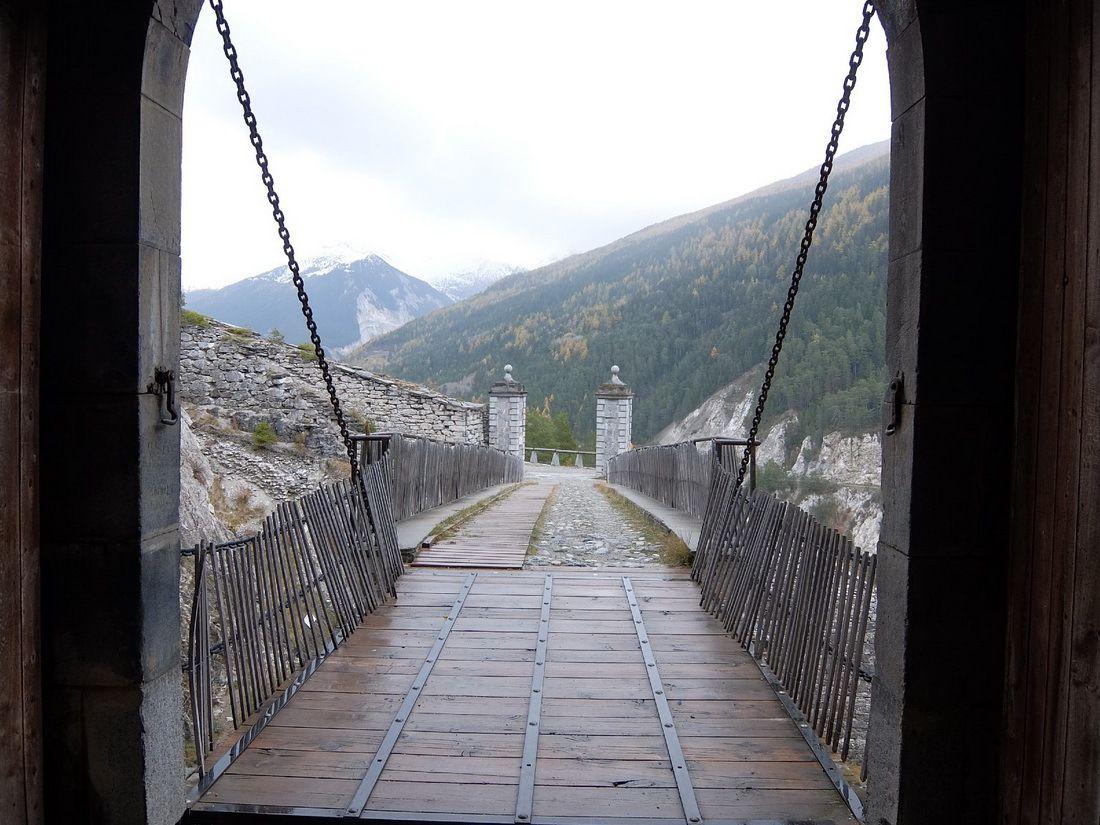Via ferrata Pont du Diable