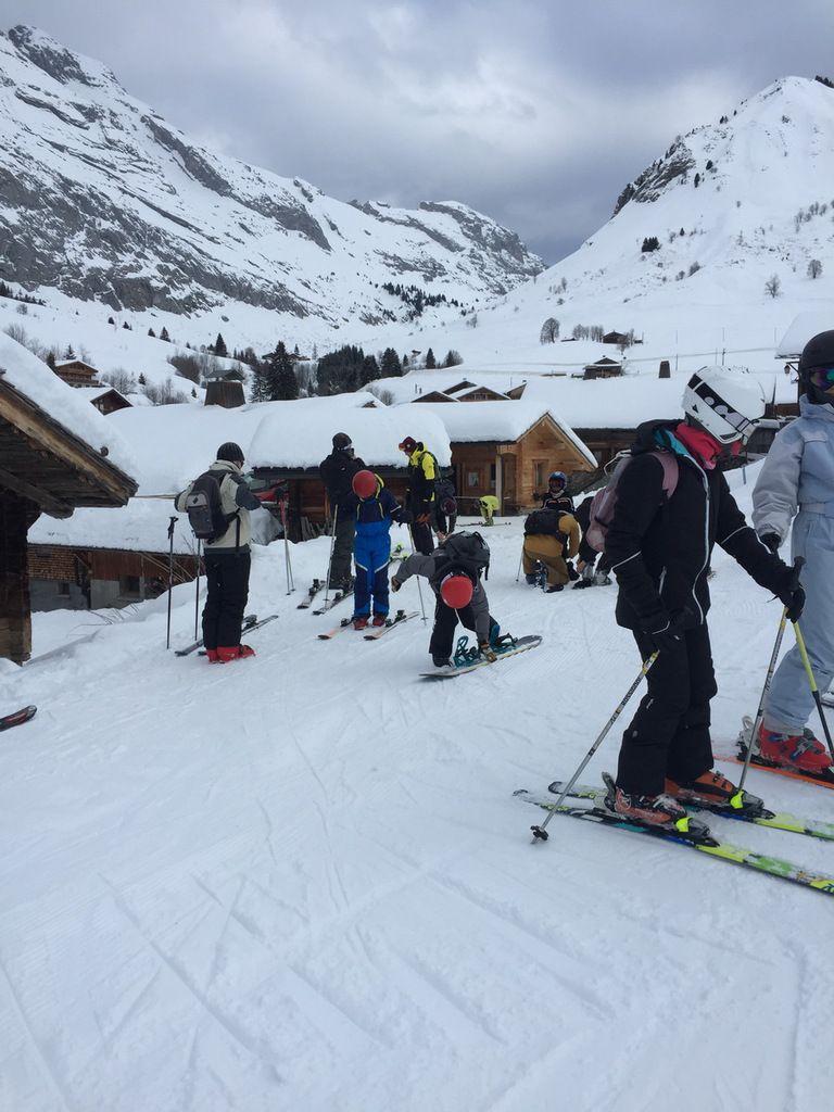 Ski au Grand Bornand