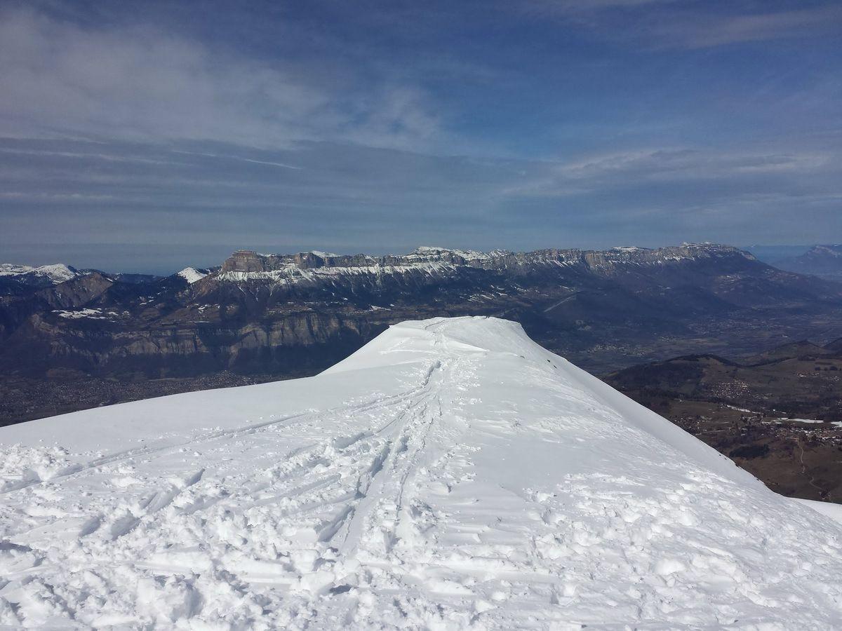 Ski de randonnée à Orionde