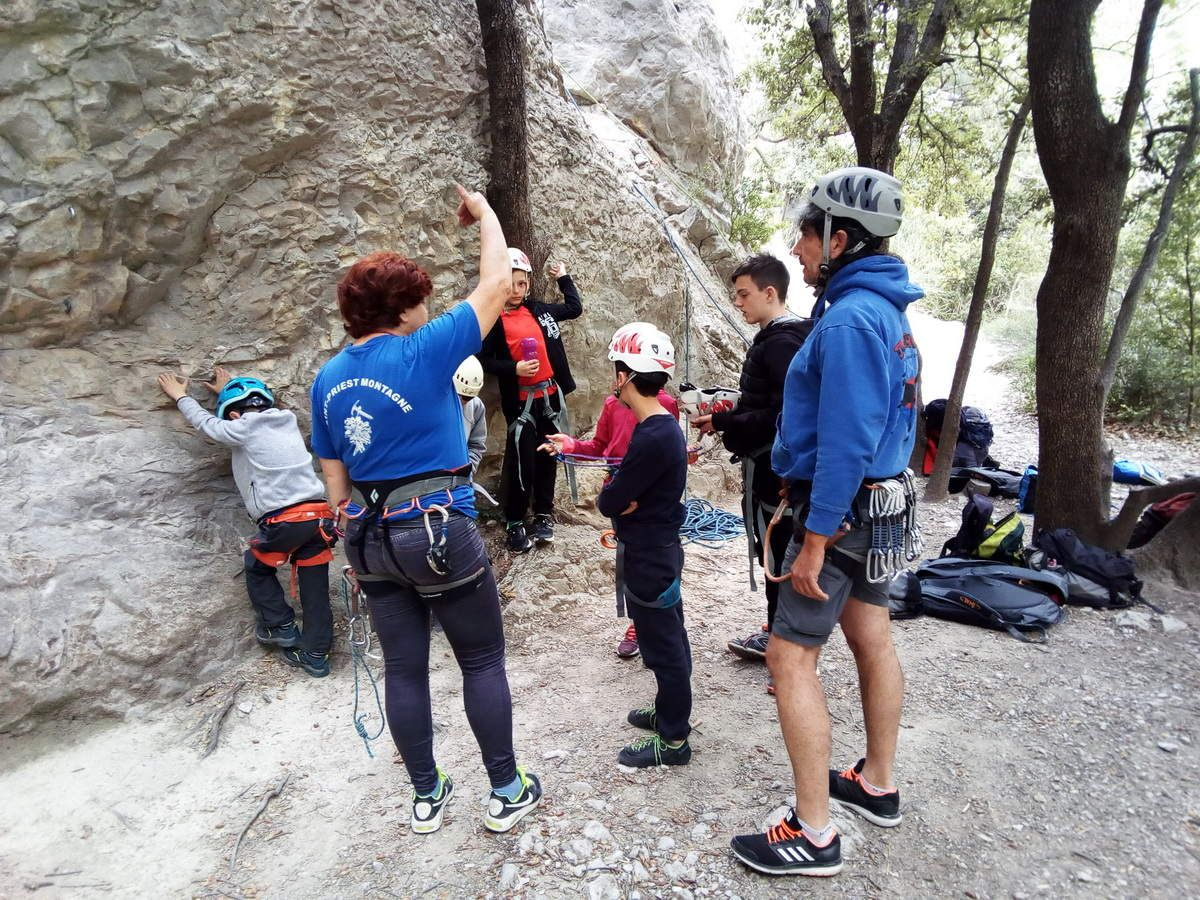 Stage Buis les Baronnies