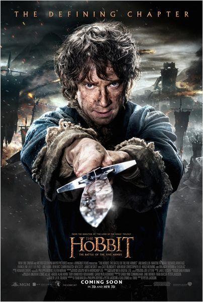 Pour vous, les plus de mille Lectrices et Lecteurs de ce blogue: Le Hobbit et Astérix