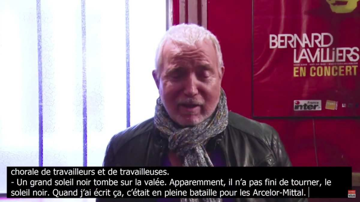 (Bernard LAVILLIERS - JLM 2017 - Place de la Bastille)