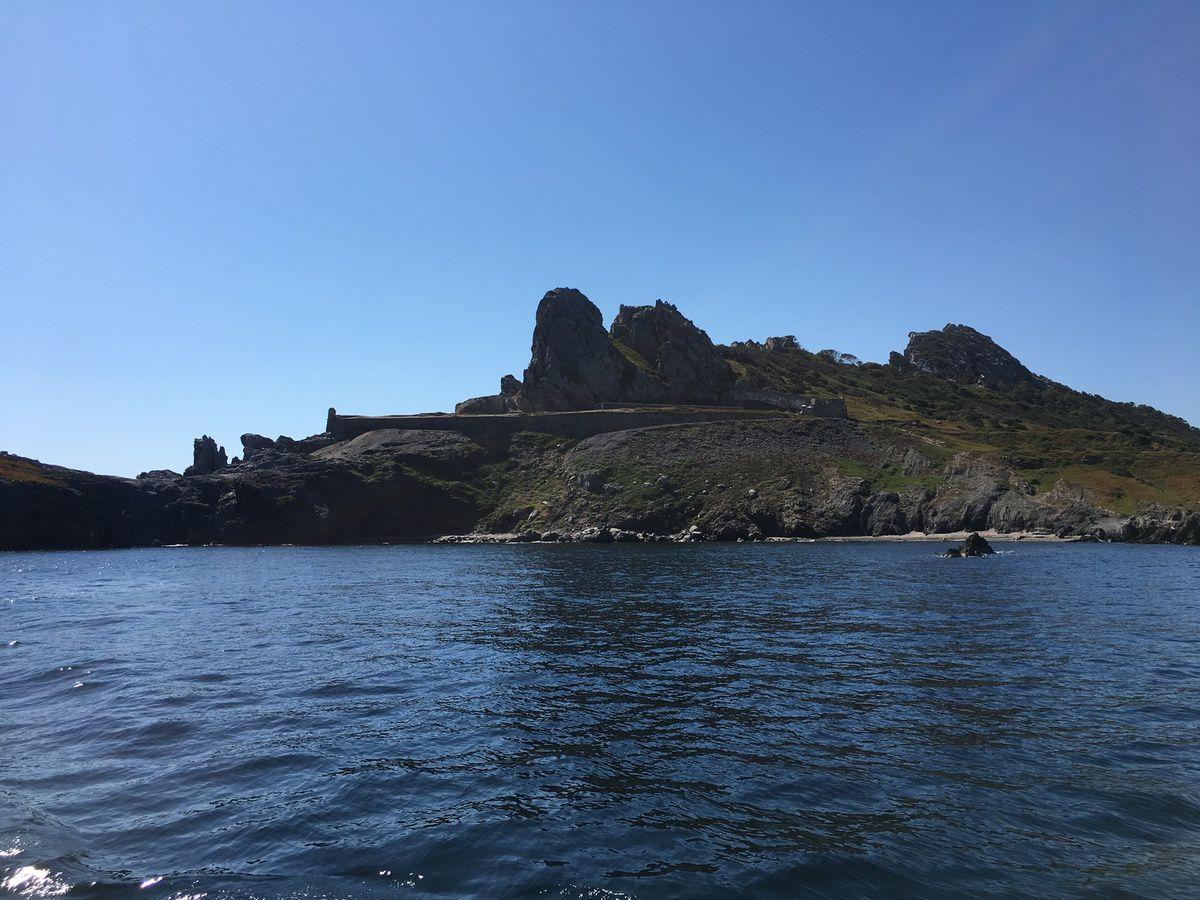 Thomas ROGER DEVISMES - Une journée à bord du Brigantin - Porquerolles