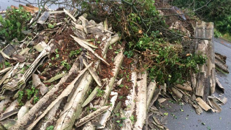 Brest : les agriculteurs s'en prennent à la grande distribution