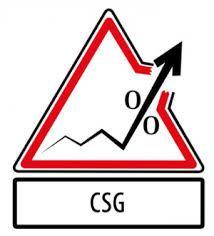 Augmentation de la CSG, c'est sur la pension brute et c'est brutal !