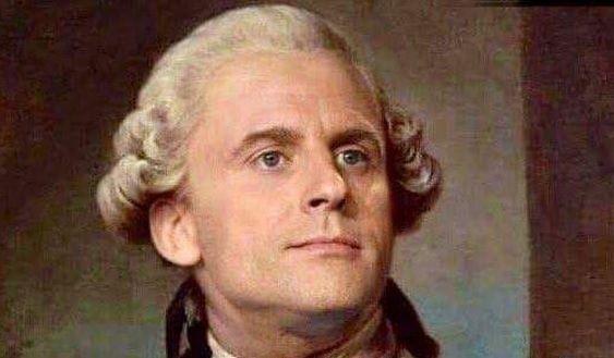 Stéphane SIROT , historien : MACRON c'est Louis XVI au moment des États généraux