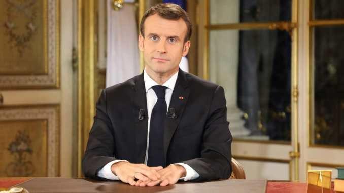 Macron menace et enfume. Mobilisation générale !