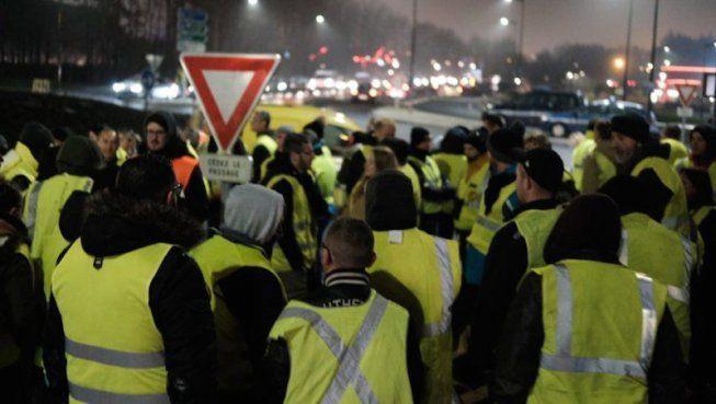 Toulouse. Les Gilets Jaunes ont bloqué un des pôles logistiques d'Airbus