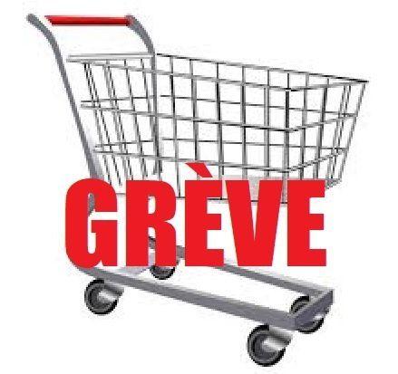 Face à l'hémorragie d'emplois dans la grande distribution, la CGT appelle à la grève le 27 avril prochain
