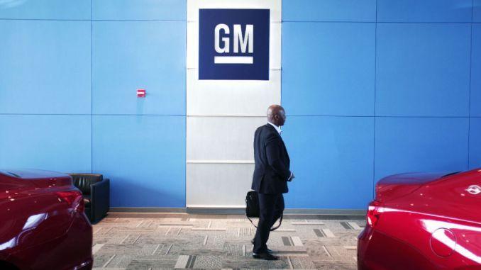 General Motors - BILL PUGLIANO / GETTY IMAGES NORTH AMERICA / AFP