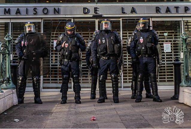 Solidarité contre la répression