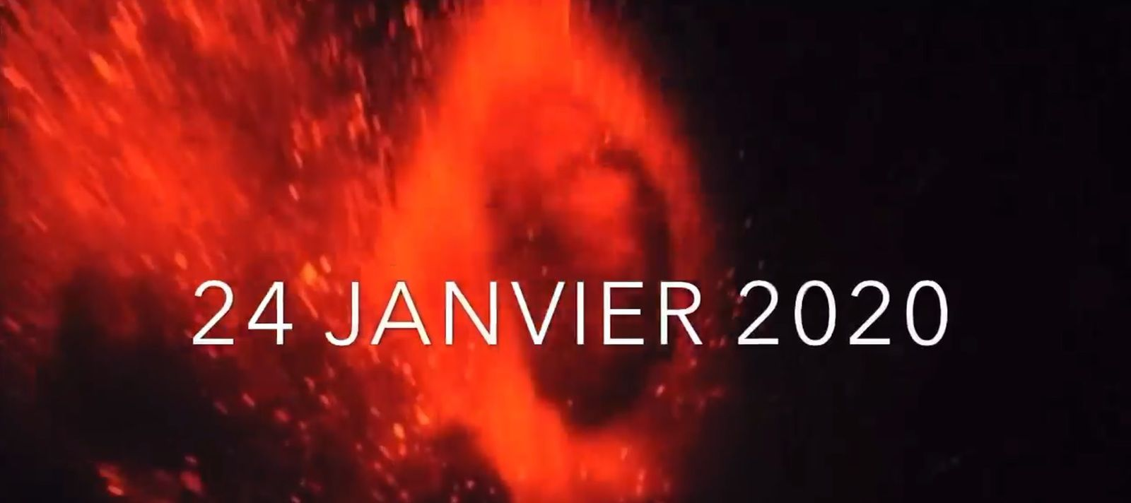LE 24 JANVIER 2020 A PARIS
