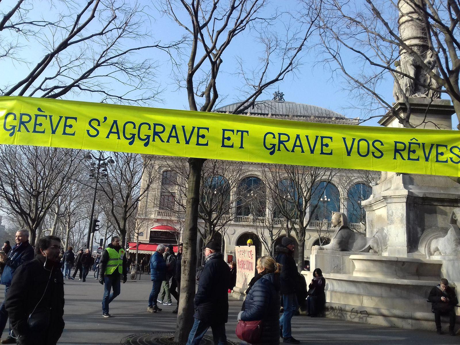 Le 24 janvier à PARIS