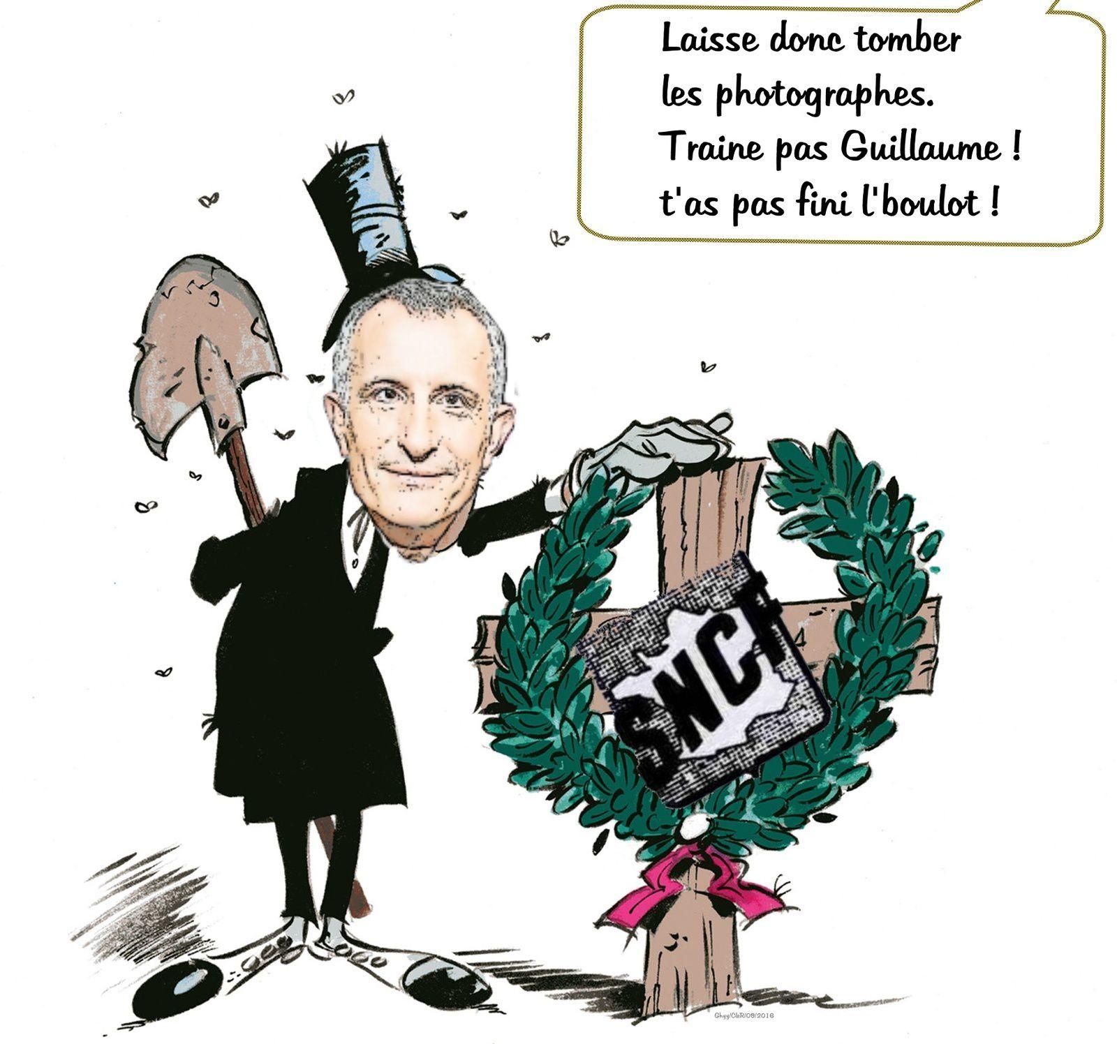 Guillaume Pepy, ex-président de la SNCF, entre au conseil de surveillance du groupe Lagardère: sa reconversion dans le privé n'a pas trop tardé