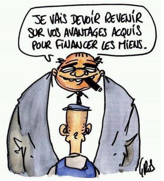 Emmanuel Macron a obéi aux diktats du Medef, un point c'est tout