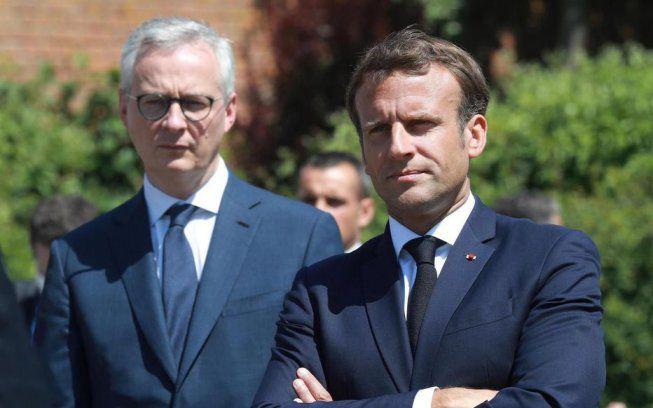 La relance selon Macron : moins de salaire pour les travailleurs, moins d'impôt pour les patrons
