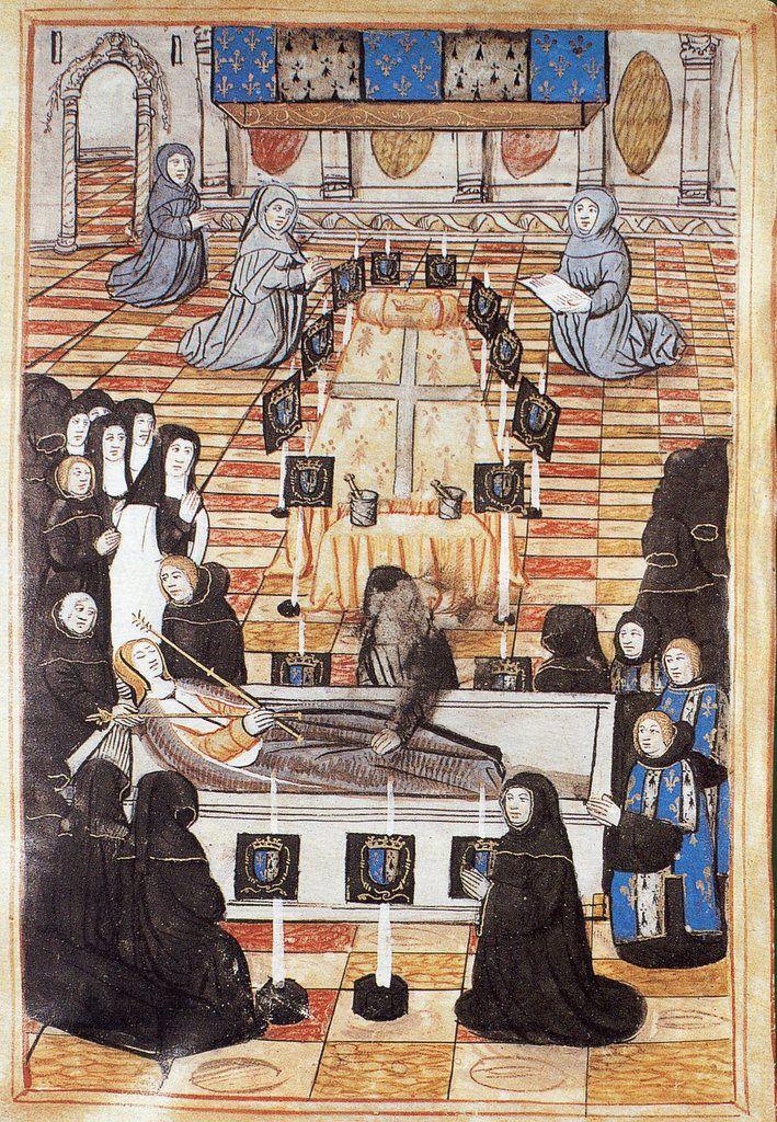 Grandioses funérailles pour Anne de Bretagne
