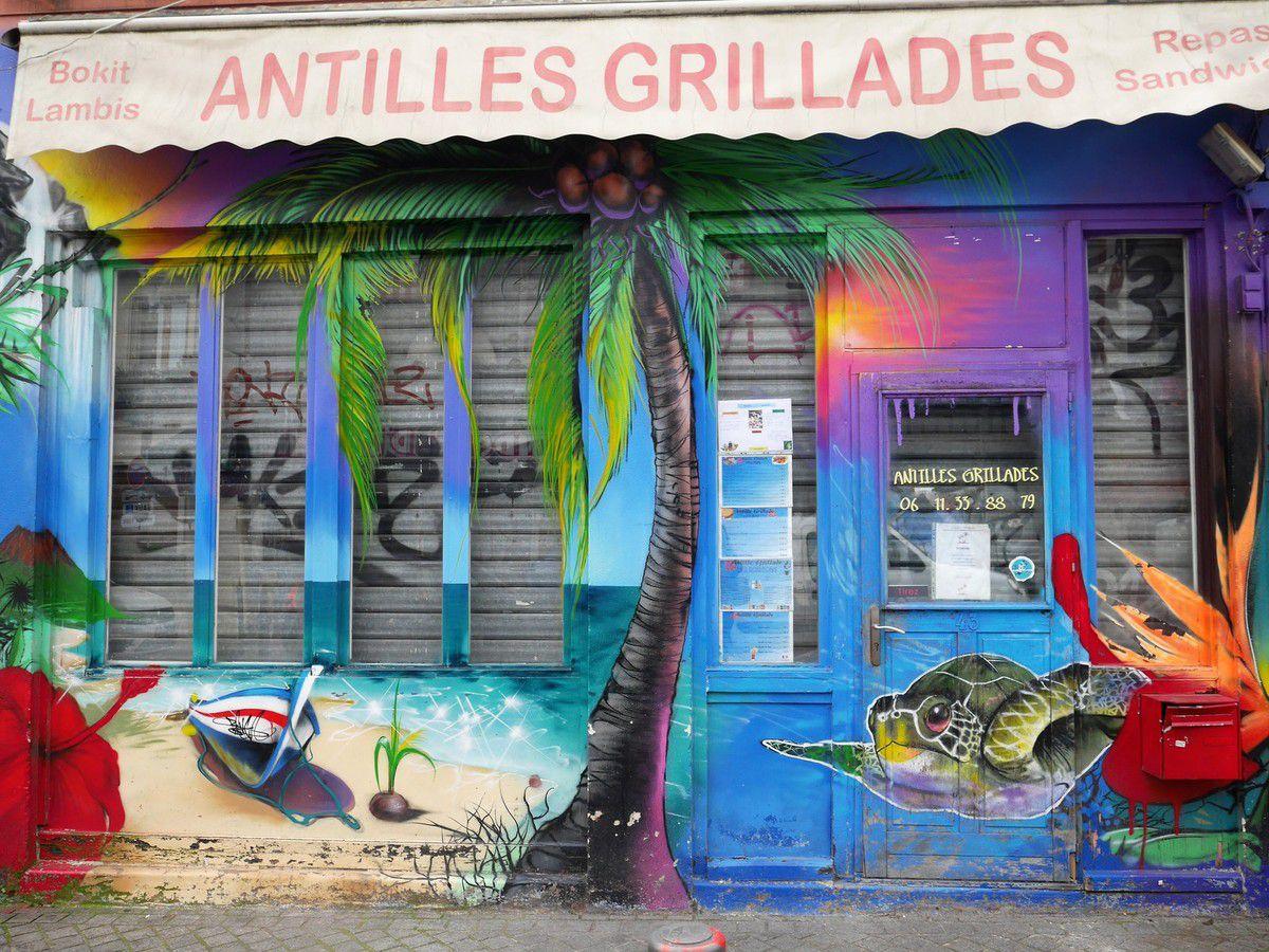 Street art à Saint-Ouen