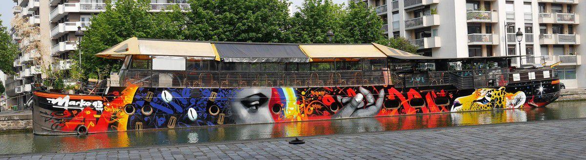 Retour sur le Festiwall 2018 (du street art au fil de l'eau)