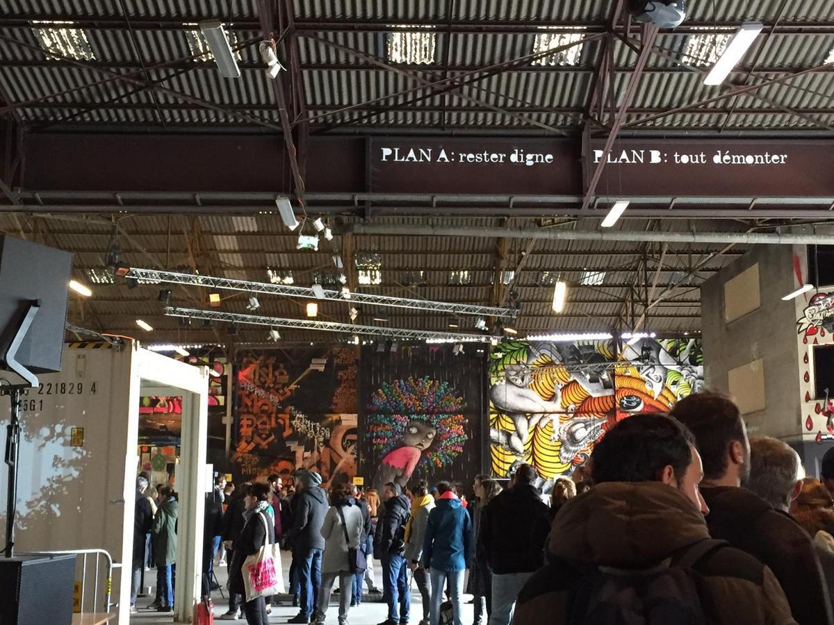 Le festival Peinture Fraîche à Lyon
