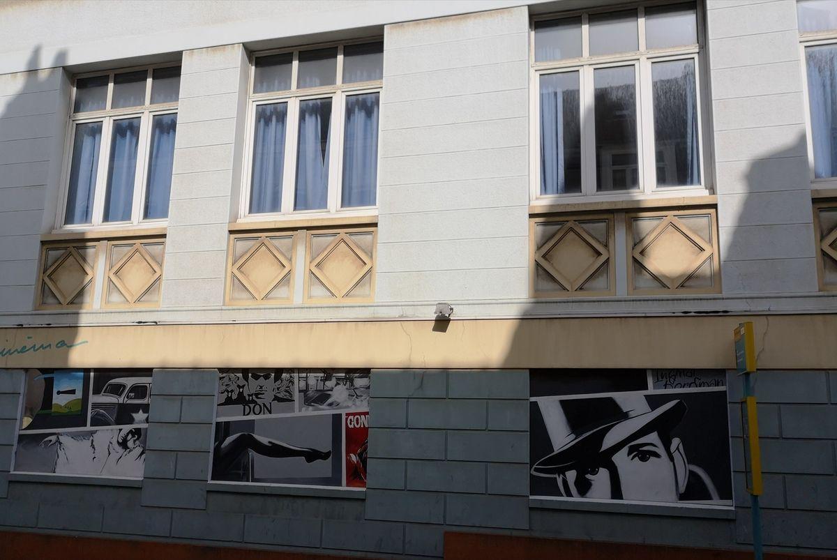 Street art à Boulogne-sur-Mer