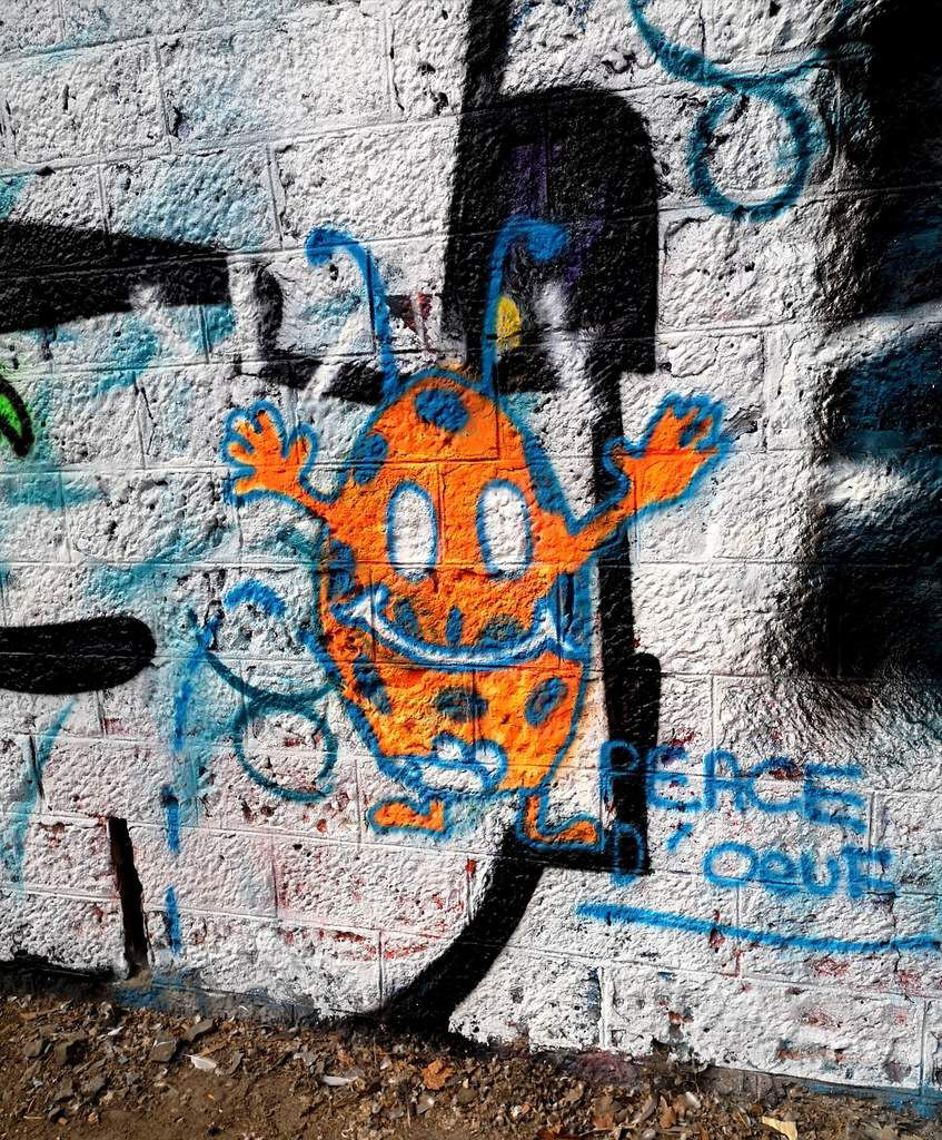 Au Hasard Ludique: détente et street art