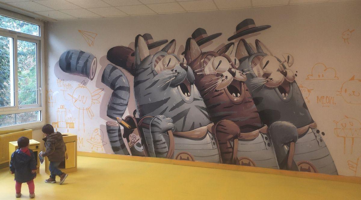 """Exposition """"Au tableau"""" à Joinville-le-Pont"""