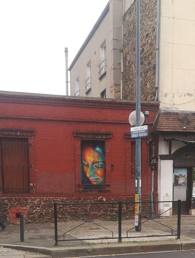 """Parcours """"Fenêtre sur rue"""" à Saint-Denis"""